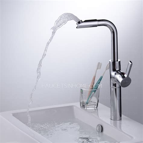 cool bathroom faucets cool vessel heightening deck mounted bathroom faucet