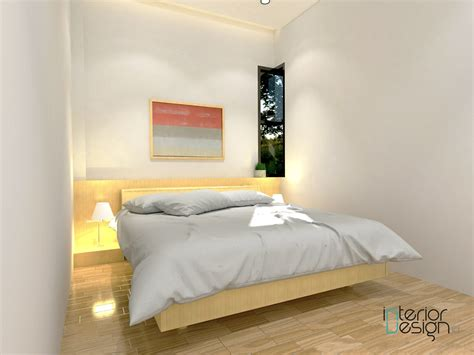 desain interior unikom kamar tidur tamu lt 1 lamongan jawa timur