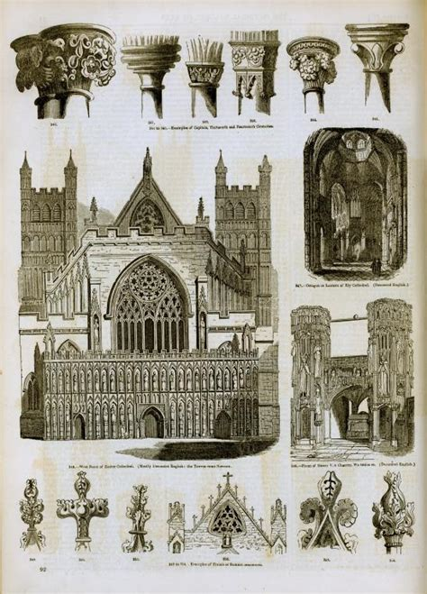 gothic design file english gothic architecture decorated style 1 jpg