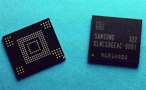 Ic Emmc Kmv2w Note 3 samsung begins production of quot world s fastest quot emmc 5 0