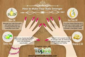 How To Make Your Home Beautiful how to make your nails stronger top 10 home remedies