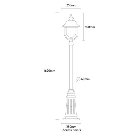 Wiring Recessed Lights Adriana Lamp Post Traditional Lamp Post Light Outdoor