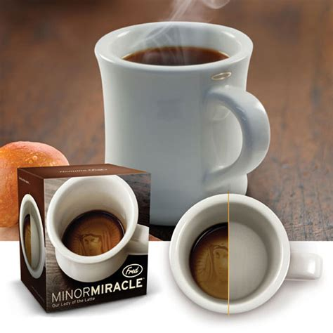 Coffee Miracle minor miracle coffee mug
