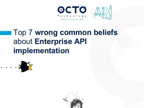 7 Common Beliefs All Religions by Top 7 Wrong Common Beliefs About Enterprise Api Implementation