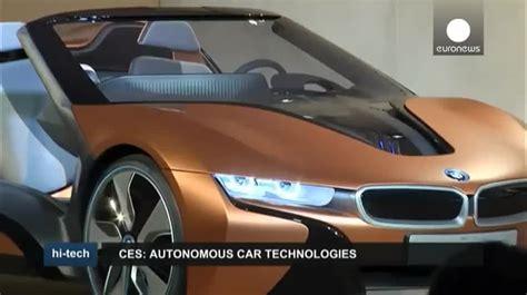 Selbstfahrendes Auto by Selbstfahrende Autos Auf Der Technikmesse Ces