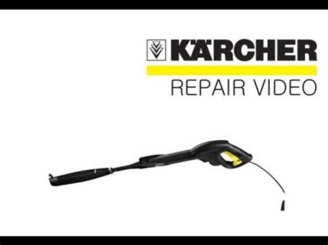 karcher capacitor problems how to fix a pressure washer part 1 of 2 funnycat tv
