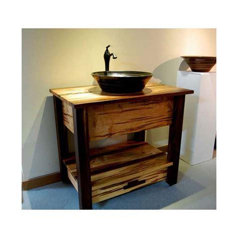 rustic bathroom sinks and vanities rustic bathroom vanities bring on the charm
