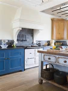 country blue kitchen cabinets country kitchen with blue cabinets color in the kitchen