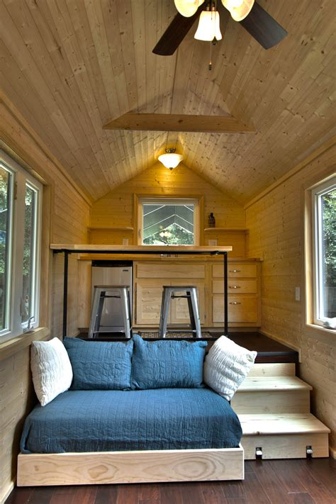 single level tiny house tiny studio tiny house swoon