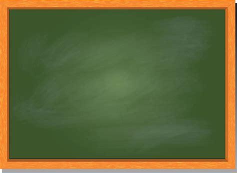 royalty free blank green chalkboard clip art vector