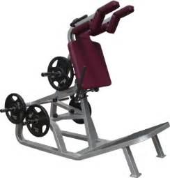 T Bar Row Bench Power Hack Squat Combo Maxim Fitness