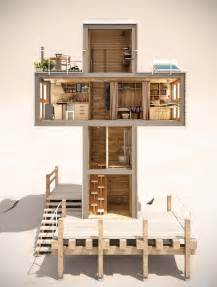 micro home dachi papuahvili s micro shipping container home