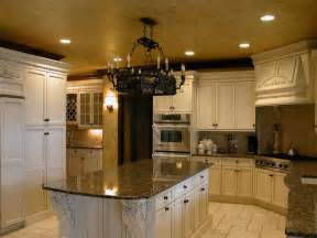 tuscan kitchen islands tuscan style kitchens