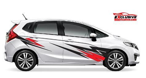 Stiker Mobil List Trd Sportivo Toyota Minimalis Sticker Sing stiker untuk mobil datsun 2017 2018 best cars reviews