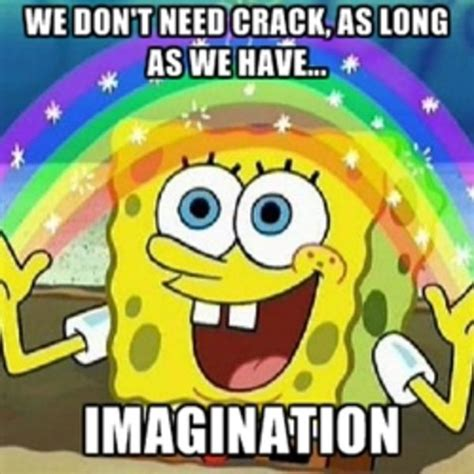 Spongebob Internet Meme - image gallery imagination meme