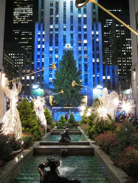 time of rockefeller tree lighting 232 best rockefeller center new york images on pinterest