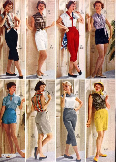 style of clothes for woman in there 50s 1008 best images about collectibles vintage clothing on