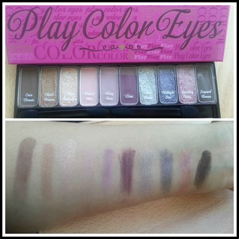 Etude House Play Color Eyeshadow review etude house play color 02 so chic play