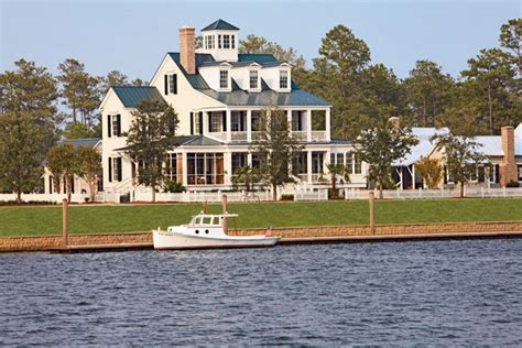 southern living beach house plans captain s watch coastal living southern living house plans