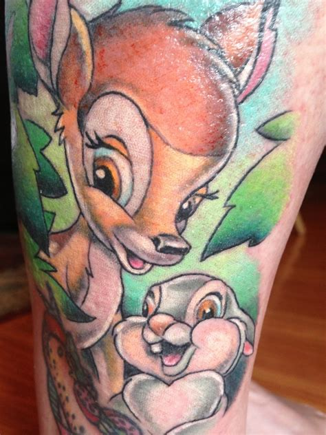 thumper tattoo patti s creations disney jon reiter solid state