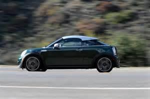 Mini Cooper Coupe 2013 2013 Mini Cooper S Coupe Term Update 3 Motor Trend