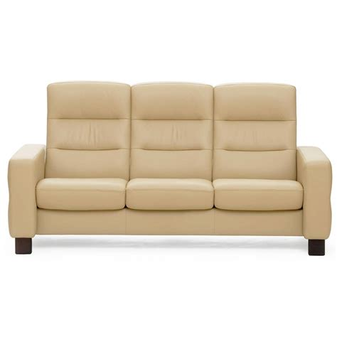 stressless wave high back sofa from 3 995 00 by