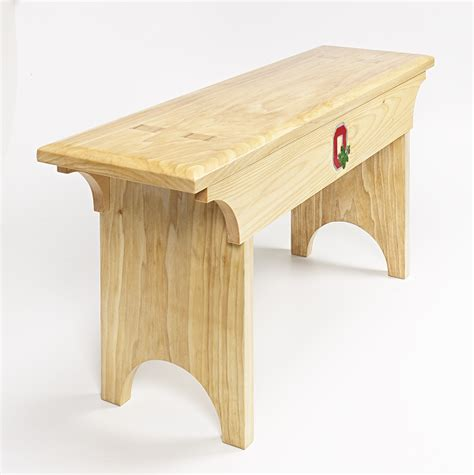 shaker bench plans download sketchup project plan for customized shaker bench