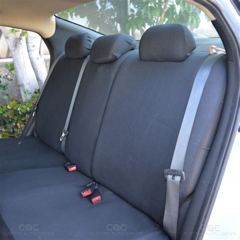 40 60 split bench seat covers split bench car seat cover auto suv black polyester