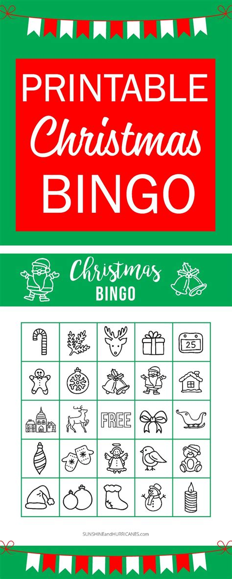 printable christmas games online printable christmas bingo holiday games for kids