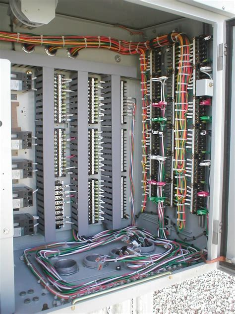 what is commercial wiring wiring diagram with description