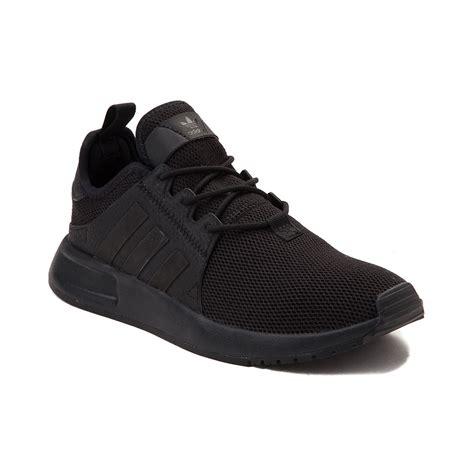 youth adidas xplr athletic shoe black