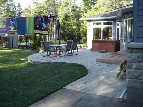 Patio Pavers Septic Tank Paver Installs Septic Systems Lawnsite