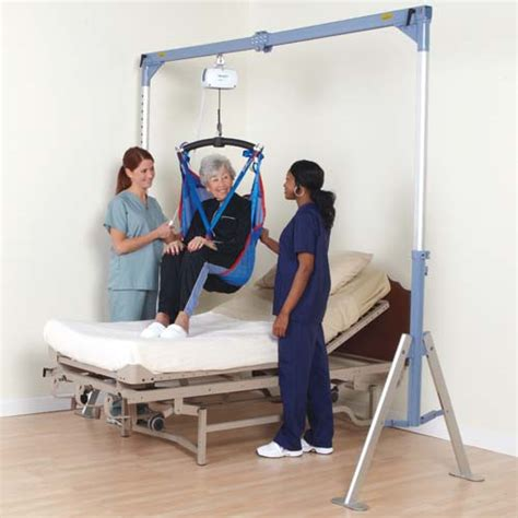Ez Stand Mobile Stool by Lifts Patient