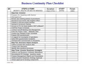 business continuity checklist template business continuity plan checklist disaster best free home design idea inspiration
