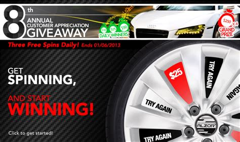 Customer Giveaways - ecs tuning 8th annual customer appreciation holiday giveaway 6speedonline