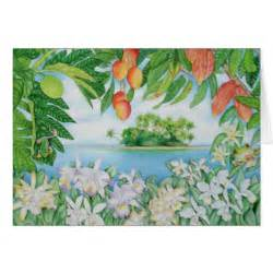 tropical islands greeting cards zazzle