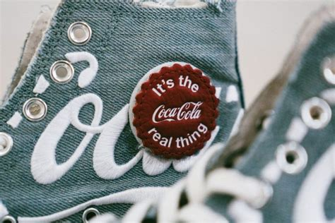 Converse 70s High X Kith X Cocacola White kith x coca cola x converse chuck all 70 quot friends and family quot edition kicks
