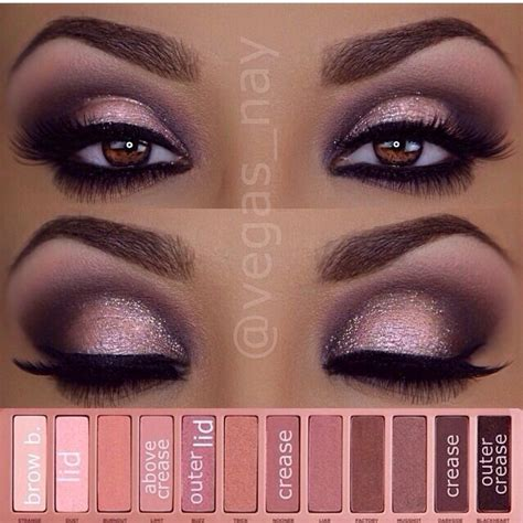 Naked4 4 Eyeshadow Decay 3 decay 2 3 looks musely