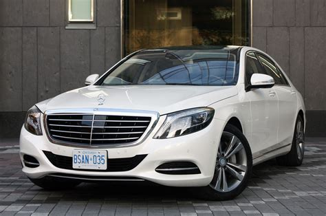 2014 Mercedes Benz S Class [w/video]   Autoblog