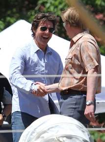 tom cruise couch incident ten year anniversary of tom cruise jumping on oprah s