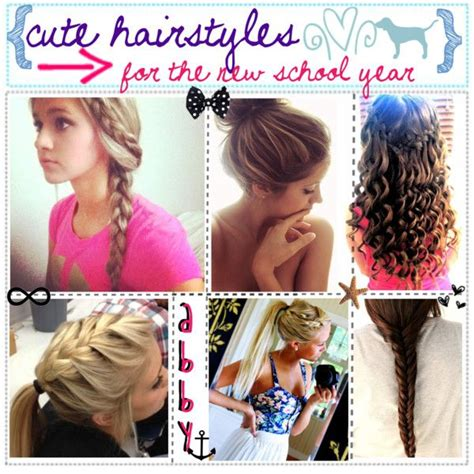 hairstyles for school on tumblr cute school hairstyles tumblr www imgkid com the image