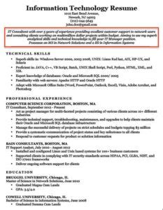 resume objective examples  students  professionals rc