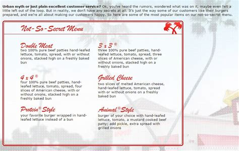 secret menu why the customers who don t convert are immensely important