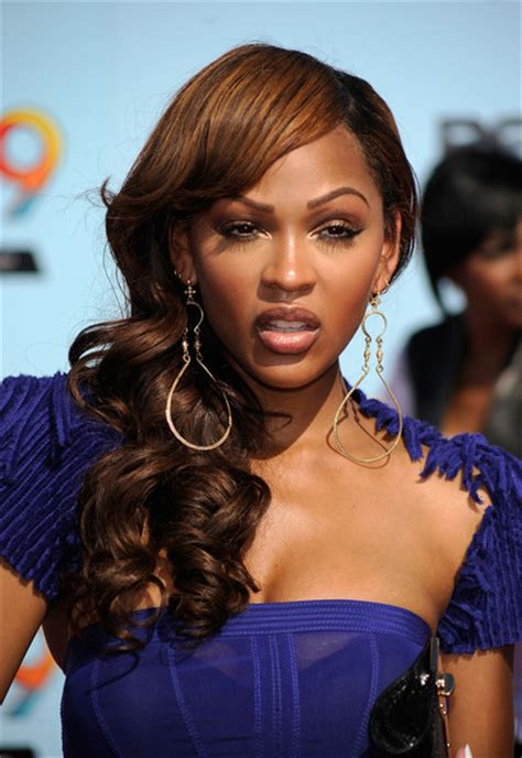 pictures of meagan good hair 2014 head to clothes meagan good s best red carpet moments