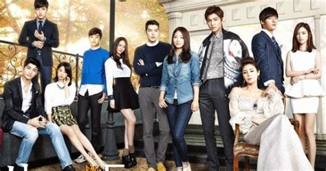 judul film korea romantis 2013 sinopsis kdrama the heirs 2013 kumpulan film korea