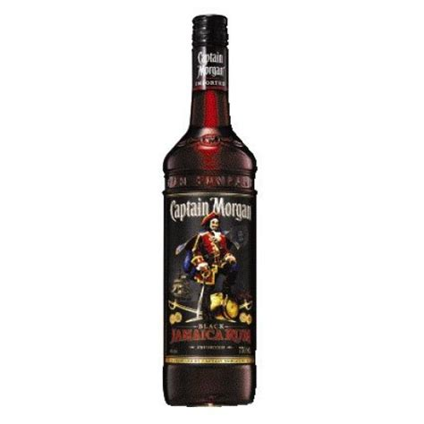 captain morgan rum 750ml bottle