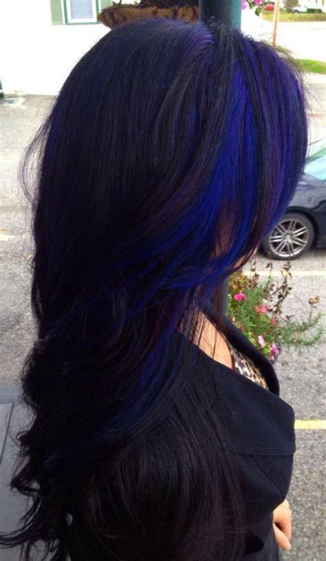 black women hairstyles streaks best 25 blue hair streaks ideas on pinterest blue