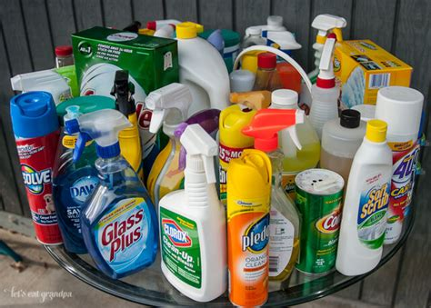 toxic household chemicals how to dispose of household cleaners hey let s make stuff
