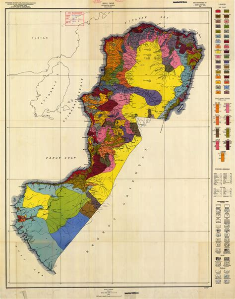 soil map occidental negros philippines esdac