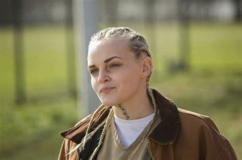 tattoo girl from orange is the new black hemlock grove season 2 casts madeline brewer scifinow